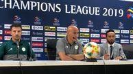 منصوریان: ویدیوهای الاتحاد را دیدهایم، حتی در لندن/ باید از نام ذوب آهن و فوتبال ایران صیانت کنیم