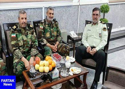 دشمن آرزوی تجاوز به خاک ایران را به گور خواهد برد