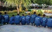 دستگیری ۲۱ سارق در فردیس/کشف ۷۱ فقره سرقت