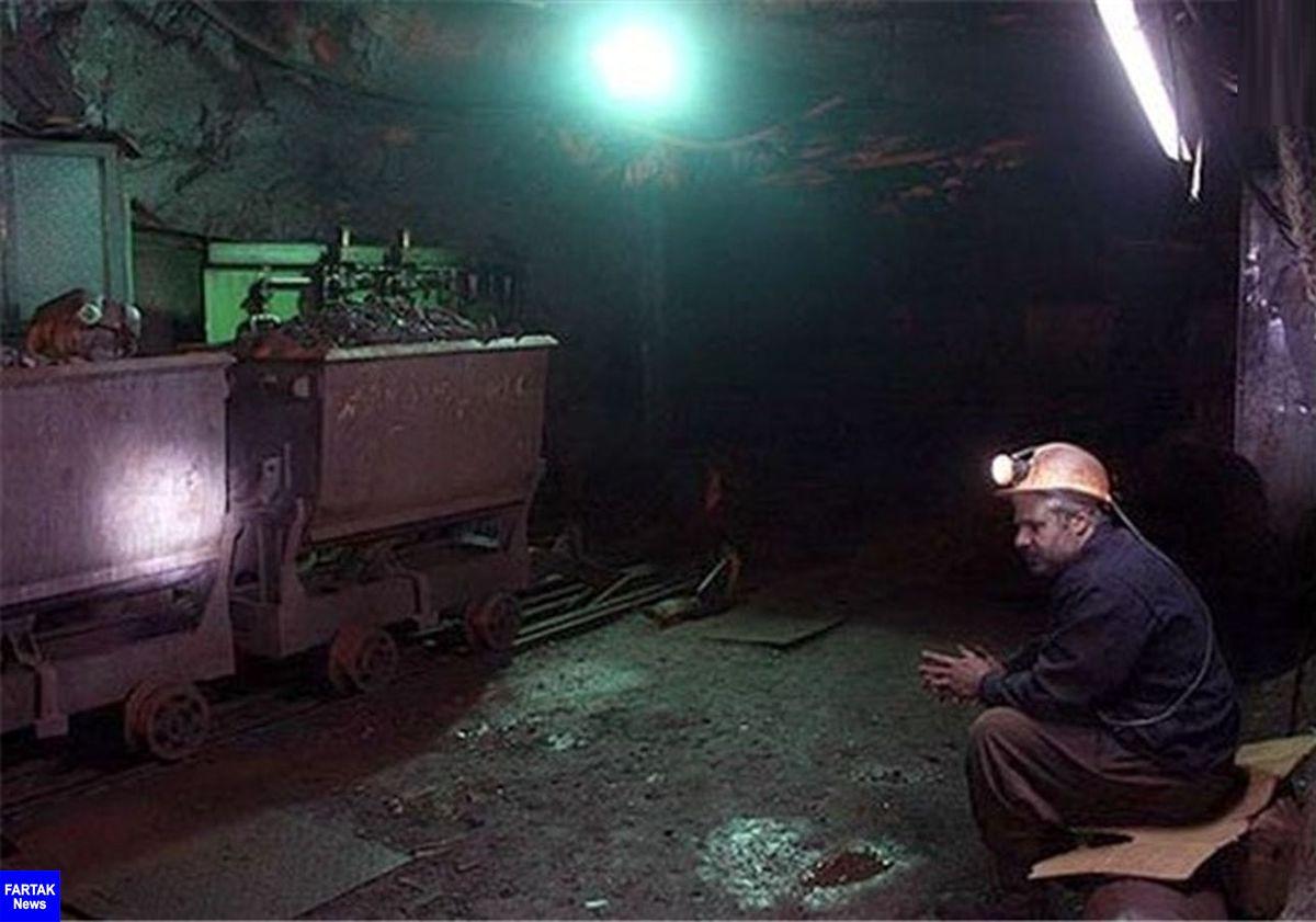 ریزش معدن ونارچ قم/3 کارگر زیر آوار محبوس شدند