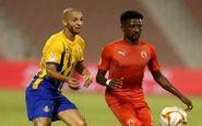 پایان شکستناپذیری تیم العربی دوحه