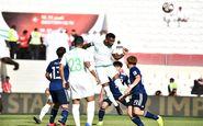 جام ملتهای آسیا| صعود ژاپن به مرحله یک چهارم نهایی با حذف عربستان