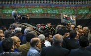 برگزاری مراسم تشییع پیکر عسگراولادی در مسجد فرشته تهران