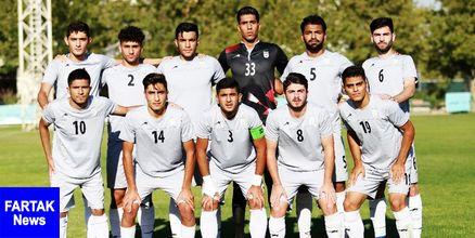 اعلام ترکیب تیم جوانان ایران برای دیدار با اندونزی