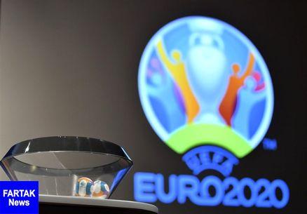 قرعهکشی یورو ۲۰۲۰| قرعه و برنامه بازیهای پلیآف مشخص شدند