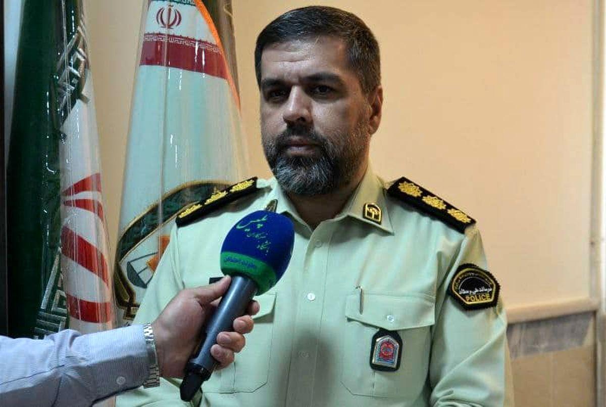  مصالحه 72 درصدی پرونده های ورودی به مراکز مشاوره پلیس کرمانشاه
