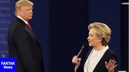 ترامپ از هیلاری کلینتون خواست تا به عرصه انتخابات ۲۰۲۰ وارد شود