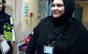 زهرا رگبار؛هفتمین شهید مدافع سلامت در استان بوشهر