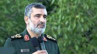 سردار حاجیزاده: در حوزه فناوری به خودروسازان کمک میکنیم/ سپاه به دنبال تصدیگری در این حوزه نیست