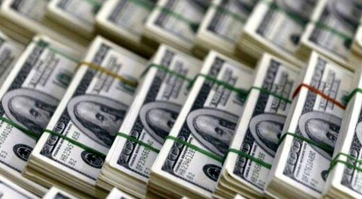 شاخص دلار روی ریل سقوط