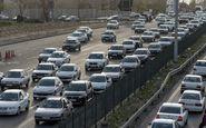 جمعه 26 مرداد/وضعیت ترافیکی جاده های کشور