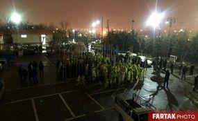 آمادگی شهرداری تهران برای مقابله با بارندگی های آخرهفته + تصاویر