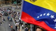 صفآرائی طرفداران رئیسجمهوری منتخب ونزوئلا و شورشیان در پایتخت