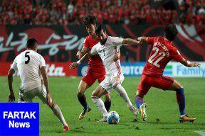 گزارش لحظه به لحظه؛ کره جنوبی 0- ایران 0