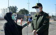  عودت بیش از 8 هزار خودرو به شهرهای مبدأ توسط پلیس کرمانشاه / کاهش 44 درصدی تردد در جاده ها