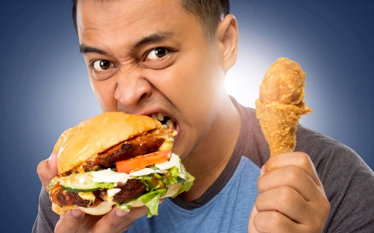 چرا هنگام گرسنگی عصبانی می شویم؟