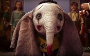 فیلمی تازه از «دامبو» ؛خاصترین فیل دنیا