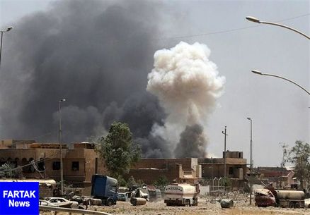 انفجار یک خودروی بمبگذاری شده در موصل