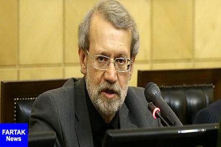 لاریجانی: اعدام آخرین راهکار مبارزه با مواد مخدر باشد