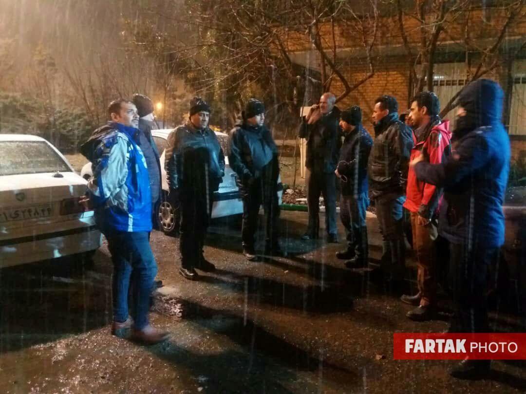 آمادگی شهرداری تهران برای مقابله با بارندگی های آخرهفته