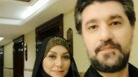 تیپ و حجاب متفاوت همسر دوم امیر حسین مدرس در محرم! + عکس