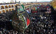 «شور عاشورایی مردم یزد» در قاب شبکه پرس تی وی
