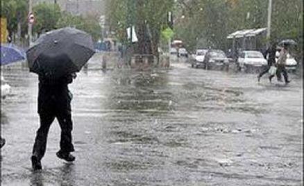 بارندگی در برخی نقط کشور