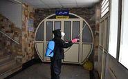 گذاری بر بیش از دو ماه خدمت جهادی در خطرناک ترین مراکز درگیر با کرونا