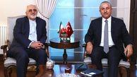 چاووش اوغلو: ترکیه مخالف تحریم های آمریکا علیه ایران است