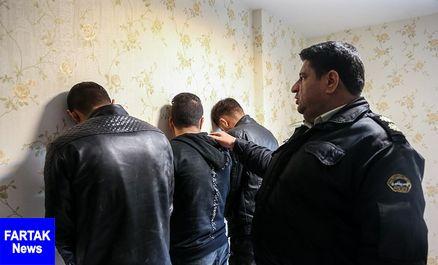 ۴۵ باند سارق در استان بوشهر متلاشی شد