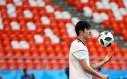 اظهارات مهاجم تیم ملی در مورد خداحافظی