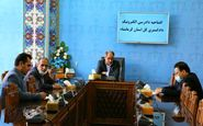 افتتاح دادرسی الکترونیک در دادگستری استان کرمانشاه