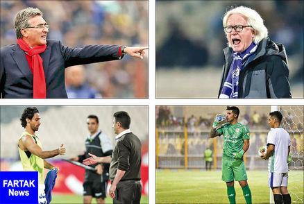 نگاهی به چهار پرونده داغ این روزهای فوتبال ایران