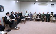 رهبر انقلاب: عقب ماندگی مناطق کردی باید جبران شود