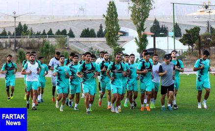برگزاری اولین جلسه تمرین شاگردان گل محمدی در تهران