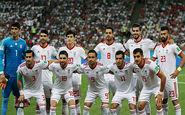 ترکیب تیم ملی ایران اعلام شد