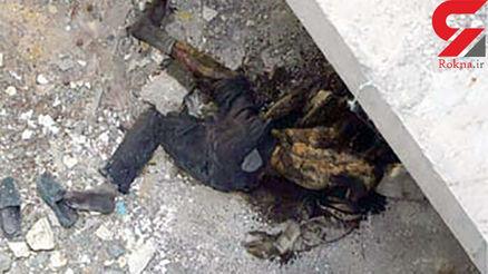 راز مرگ مرد شلوار لی کتان در ساختمان نیمه ساز