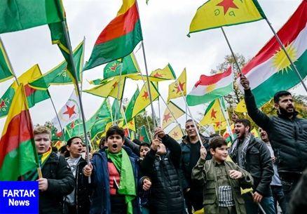 باز شدن زخم اختلافات کُردها و ترکها در جامعه آلمان به دنبال حمله ترکیه به سوریه