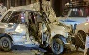مرگ 4 نفر در تصادف پراید در گلستان