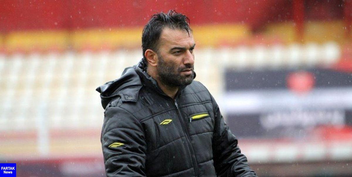 عمرانزاده به بازیکنان استقلال معرفی شد