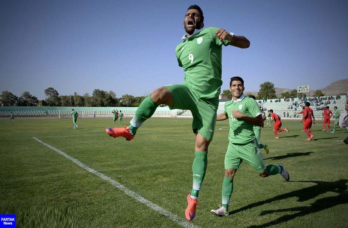 پیروزی دلچسب خیبر در هفته اول لیگ آزادگان