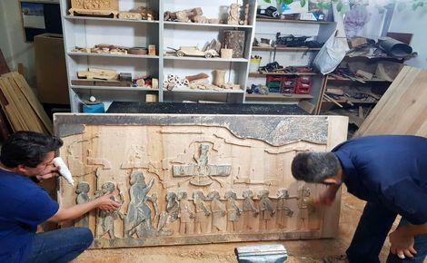 رویداد جهانی چوب؛ فرصتی مغتنم برای صنایع دستی ایران