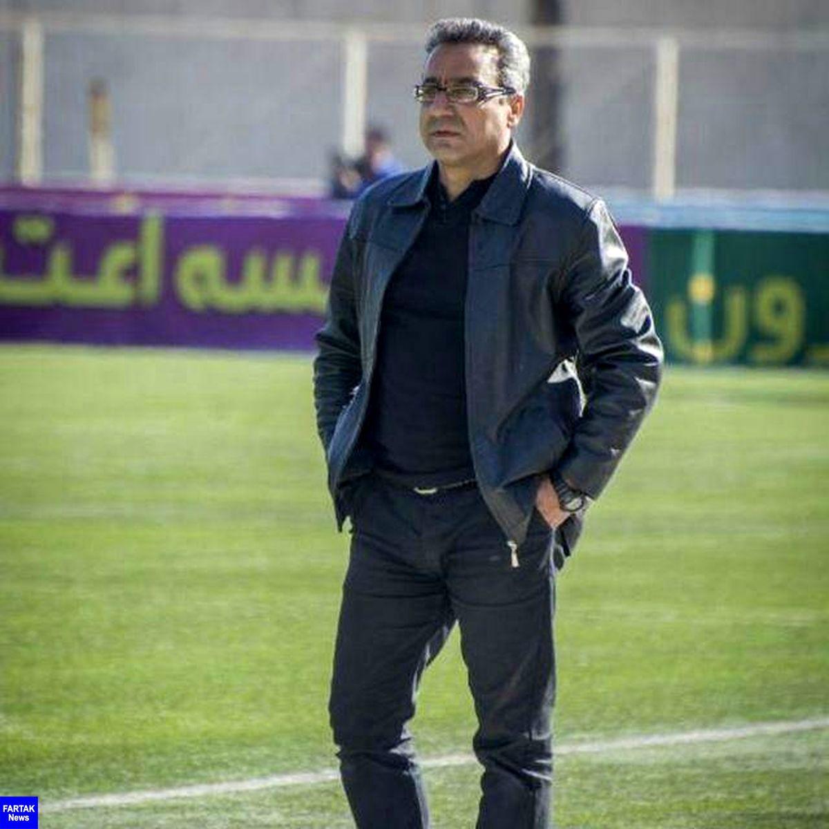 علی اصغر کلانتری:برای چوکا احترام خاصی قائل هستیم و این تیم را دست کم نمیگیریم