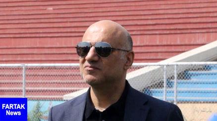اظهارات مدیرعامل باشگاه استقلال؛ از وضعیت تیام تا قهرمانی