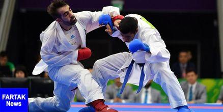 یک طلا، 3 نقره و 2 برنز حاصل تلاش نمایندگان کاراته ایران در اولین مرحله لیگ جهانی 2019