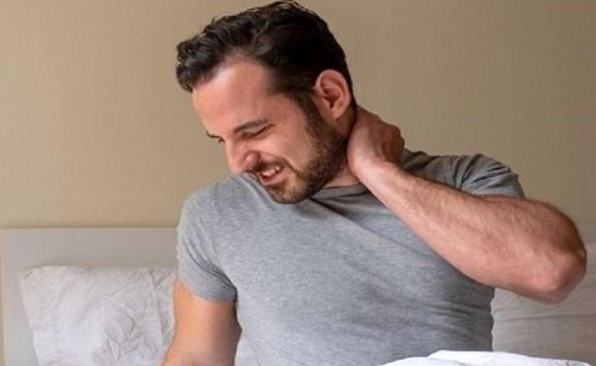 درمانی فوری برای گردن درد