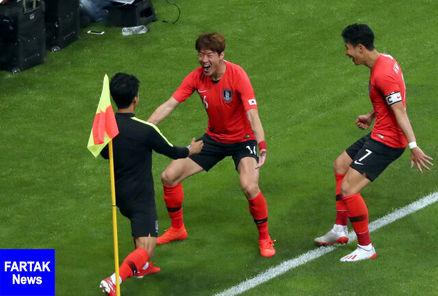 رونمایی از ترکیب اصلی کره جنوبی مقابل ایران