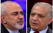 گفتگوی ظریف با وزیر خارجه عراق درباره تحولات منطقه