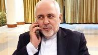 ظریف در گفتگو با وزیر خارجه کانادا: جعبه سیاه هواپیمای اوکراینی به فرانسه ارسال میشود