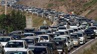 پیشبینی ترافیک سنگین در مسیرهای خروجی شمال